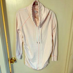 Tops - Maternity cowl neck sweatshirt